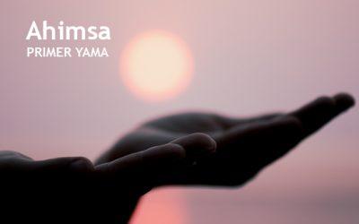 AHIMSA – PRIMER YAMA