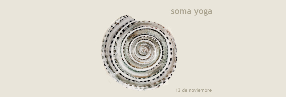 SOMA YOGA · 13 NOVIEMBRE