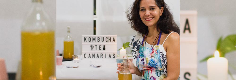 TALLER DE KOMBUCHA EN AMA YOGA · 30 OCTUBRE